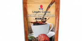 Lingzi Black kave