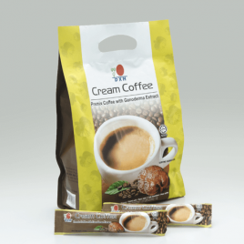 Lingzi Cream Coffee