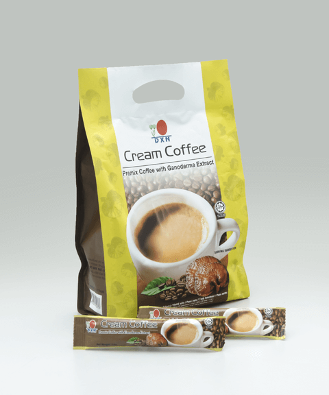 Lingzi Cream Coffee