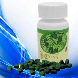 Spirulina-120 Spirulina hatása, vitamintartalma, tápanyagtartalma