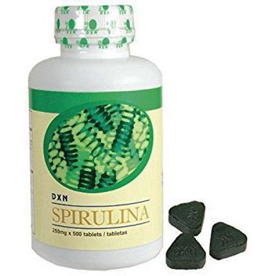 Spirulina-500 | A teljes értékű szuperélelmiszer