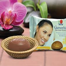 DXN ganozhi szappan Pecsétviaszgombás szappan, bőrvédő, hidratáló ganoderma és pálmaolaj