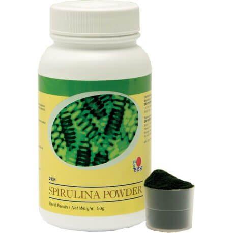DXN Spirulina por - organic spirulina