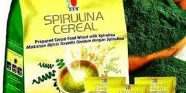 DXN spirulina cereal 30 tasak