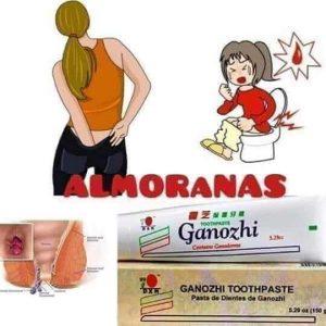 DXN Ganozhi fogkrém 150 g 1