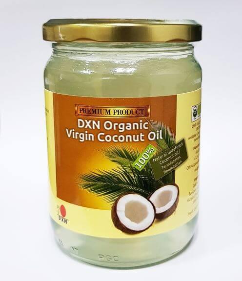 DXN Bio Szűz Organic Kókuszolaj