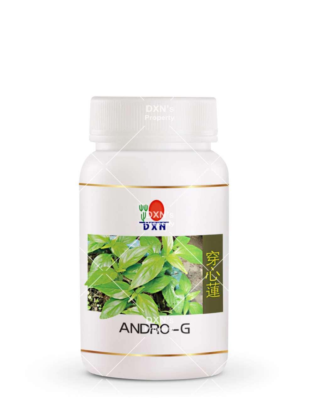 ANDRO-G természetes immunerősítő